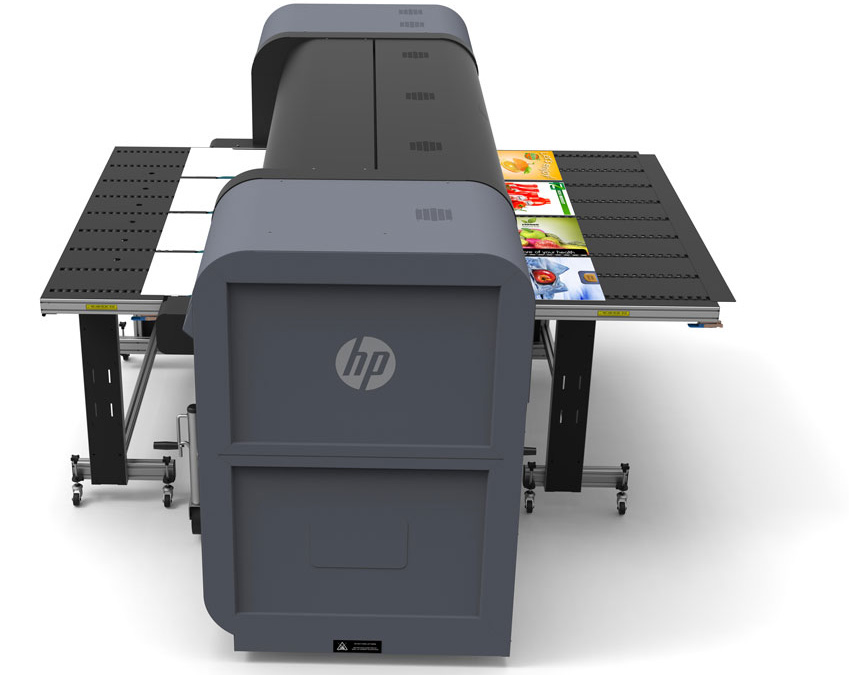 HP Scitex FB550 - fotografia 3